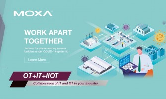 MOXA Remote Solution for Plants - Cross Enterprise Collaboration