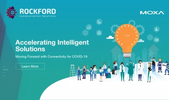 Accelerating Intelligent Solutions Moxa Forward with Connectivity Under COVID_19
