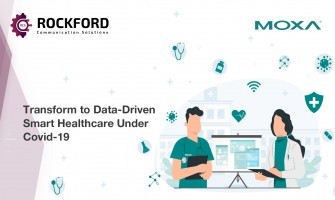 MOXA - Transform to Data-Driven Smart Healthcare Under Covid-19