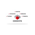 Integrated CODESYS control