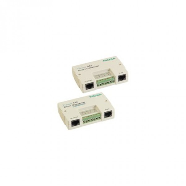 MOXA A52-DB9F w/o Adapter RS-232 to RS-422/485 Converter