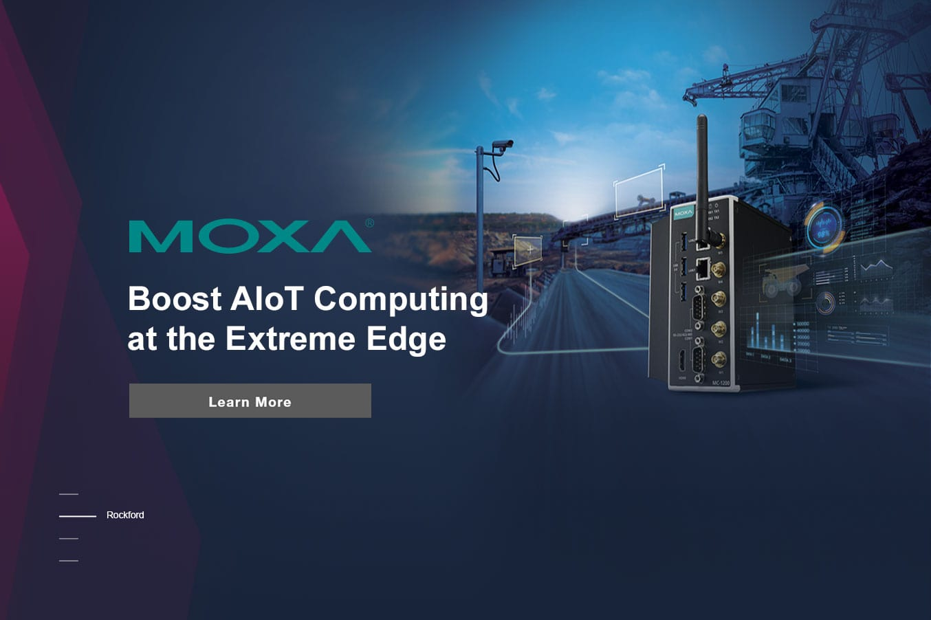 Rockford Communication Solutions-Enable AIoT Computing at the Extreme Edge